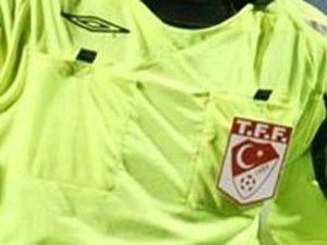 Türk hakemleri hakkında çirkin iddia