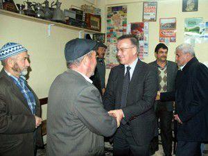 Başkan Oğul köy ziyaretlerini tamamladı