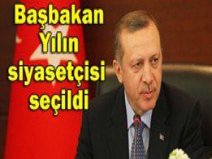 Azerbaycanda yılın siyasetçisi seçildi