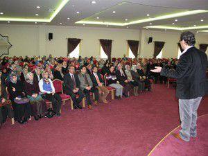 Karatay konferanslarının üçüncüsü yapıldı