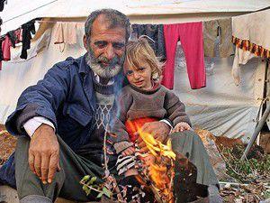 Karapınardan Suriyeye yardım eli