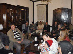 Akşehirde engelliler tanışma toplantısında buluştu