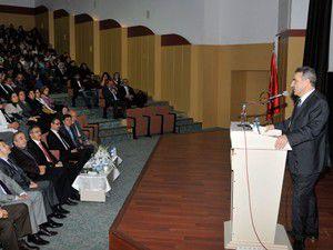 Selçukta medeniyet konferansı