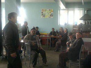 Beyşehirli çiftçilere eğitim semineri