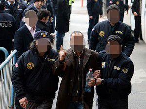 9 KESK üyesi tutuklandı