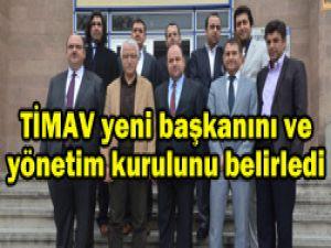 TİMAV Yeni yönetim kurulu