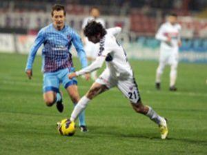 Trabzonspor Mersinde nefes aldı