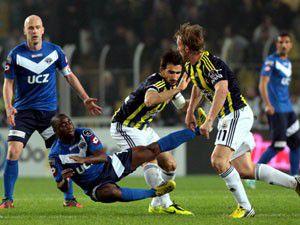 Fenerbahçe son nefeste: 3-1