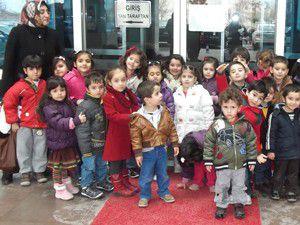 Özel Medline Konya Hastanesine ziyaret