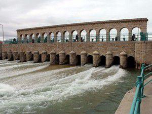 Göl suyu 585 milyon metreküp arttı