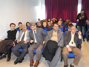 Ereğlide Gönül Elçileri projesi tanıtıldı