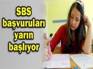SBS Başvuru Kılavuzu yayımlandı