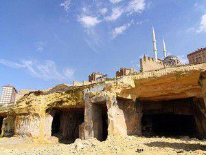 Mağaralar müze olacak