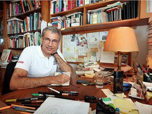 Orhan Pamuk aday listede