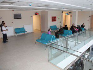 Numune Hastanesi polikliniği faaliyete geçti