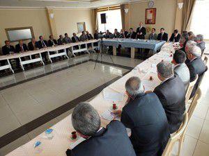 AK Parti Grup Toplantısı yapıldı
