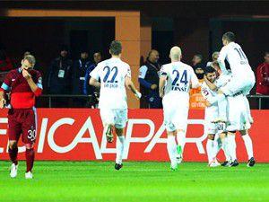 Kasımpaşa Trabzonu devirdi