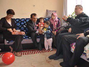 Bir yaşındaki Filiz Dilaraya devlet şefkati