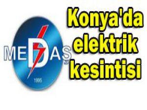 Bu bölgelerde elektrik kesintisi var!