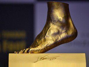Altın ayak Messi