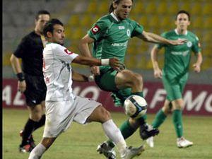 İzmirde maç berabere
