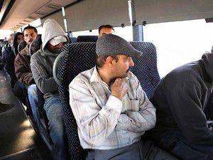 Sadece Filistinli işçileri taşıyacak ayrı otobüs