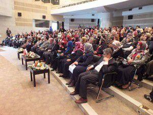 AK Partiden kadınlar günü etkinliği