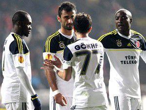 Fenerbahçe 82de güldü