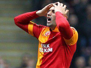 Galatasaray cuma günleri kazanamıyor! 0-1