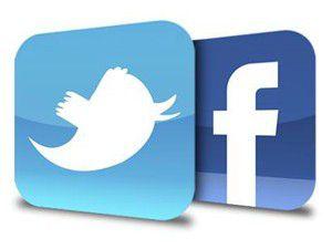 Facebook ve Twitter yasaklandı