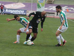 Konyaspor Boluspora 1-0 mağlup oldu
