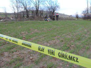 Beyşehirde cinayet; 1 ölü