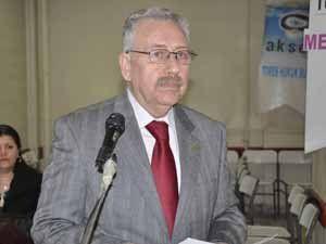 DP Akşehir Başkanlığında Cumbul güven tazeledi