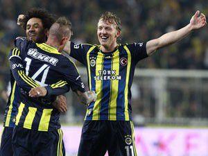 Fenerbahçe Bursayı farklı geçti