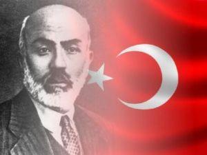 Mehmet Akif Ersoy anılıyor