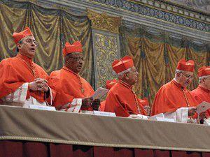 Papa seçimine bugün devam edilecek