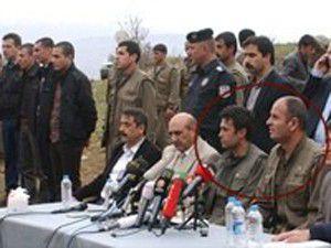 PKKlıların elini sıkmadılar