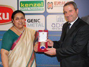 Hindistanın Ankara Büyükelçisi Konyada