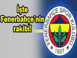 Fenerbahçenin rakibi Lazio!