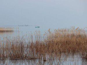 Beyşehir Gölünde avlanmaya paydos