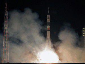 Soyuz Dünyaya döndü