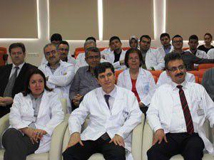"""Tıpçılar """"Tıp Tarihi"""" konferansında buluştu"""