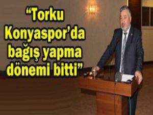 T.Konyasporda Danışma Kurulu yapıldı