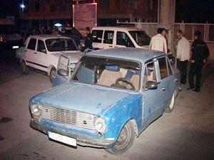 Konyada alkollü sürücü polisleri çileden çıkardı