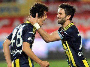 Fenerbahçe deplasmanda Antalyayı devirdi