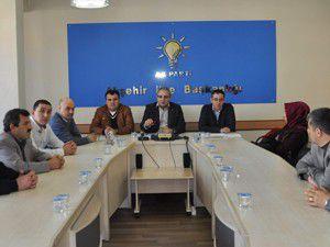 Akşehir AK Partiden Afyonkarahisar çıkışı