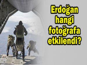 Erdoğanı en çok etkileyen fotoğraf