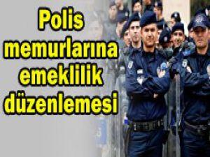 Polis memurlarına müjde!
