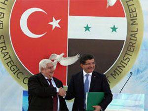 Türkiye-Suriye sınırı kaldırıldı