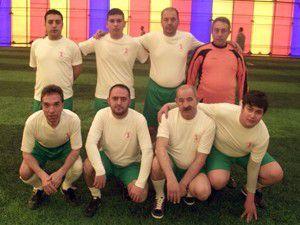 Birimler arası futbol turnuvası